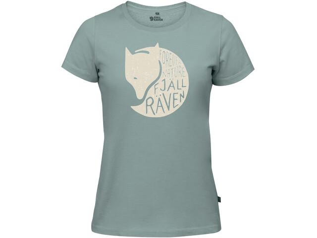 Fjällräven Forever Nature T-Shirt Women, frost green